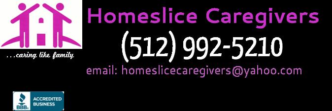 Homeslice Caregivers